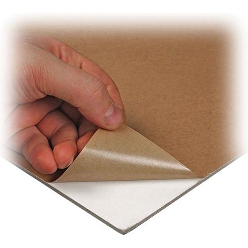 "Savage NuCor Pressure Sensitive Foam Mounting Board (20 x 30"", 12 Boards)"