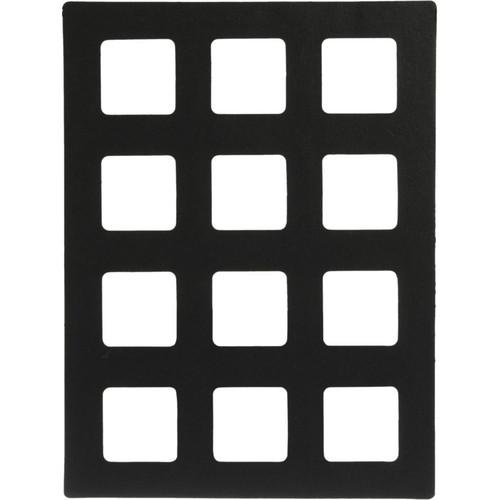 "Savage Pre-Vu Mount - 8.5 x 11"" - Holds Twelve 35mm Slides"