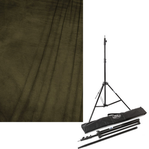 Savage Port-a-Stand/Muslin Kit (10 x 20', Sparta Muslin)