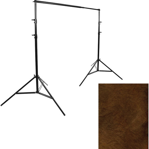 Savage Port-a-Stand/Verona Muslin Background (10 x 20')