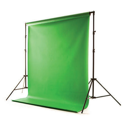Savage Port-a-Stand and Vinyl Muslin Background Kit (Chroma Green)