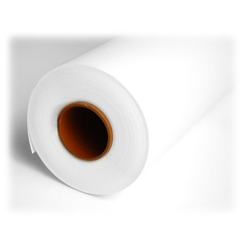 "Savage Widetone Seamless Background Paper (#66 Pure White, 107"" x 150')"