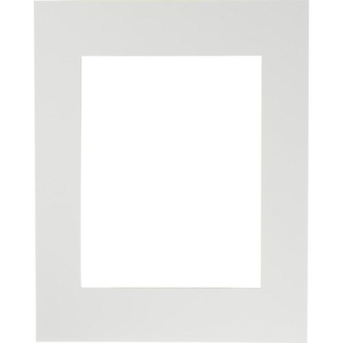 "Savage ProMatte - 16 x 20"" Mat w/ Opening for 11 x 14"" Print - Polar White"