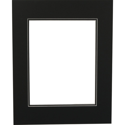 "Savage ProMatte - 16 x 20"" Mat to Hold 11 x 14"" Print - Mat Black/Mat Black"