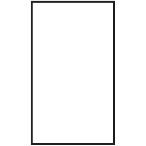 Savage Canvas Infinity Background (9 x 20', Portrait White)