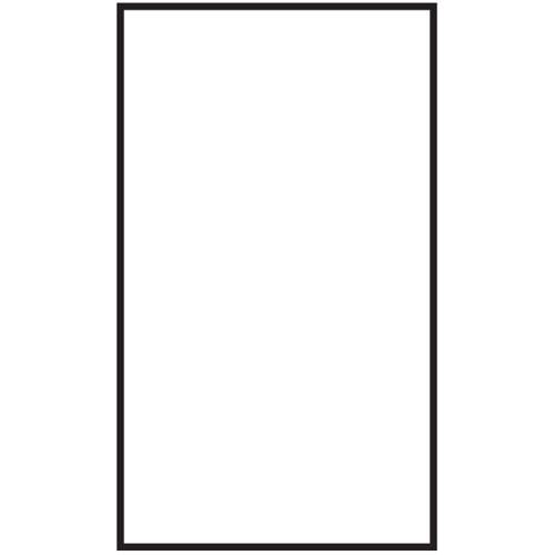 Savage Canvas Infinity Background (9 x 20', Portrait White)