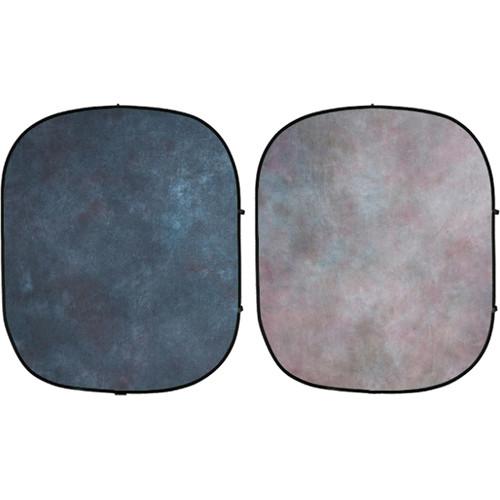 Savage Collapsible/Reversible Background (5 x 6', Indigo Nights)