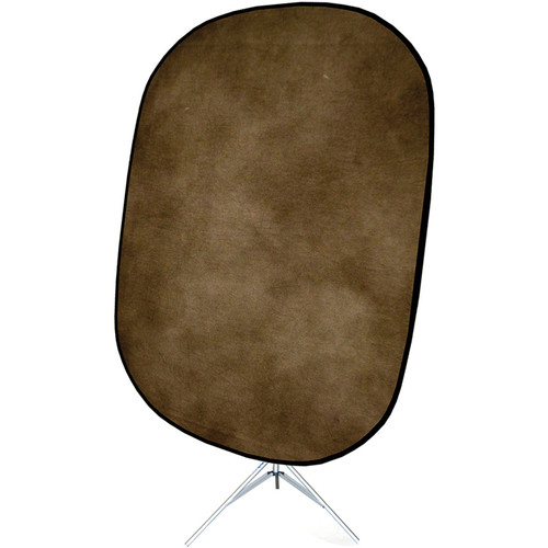 """Savage Collapsible Stand Kit (60 x 72"""", Earth Tone)"""