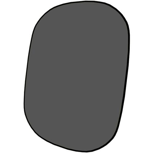 Savage Collapsible/Reversible Background (5 x 6', Dark/Light Gray)