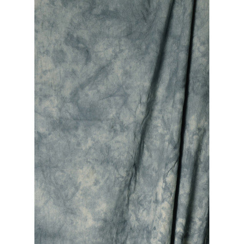 Savage Accent Crushed Muslin Background (10 x 12', Gray Skies)