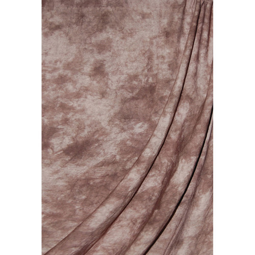 Savage Accent Crushed Muslin Background (10 x 24', Autumn Brown)