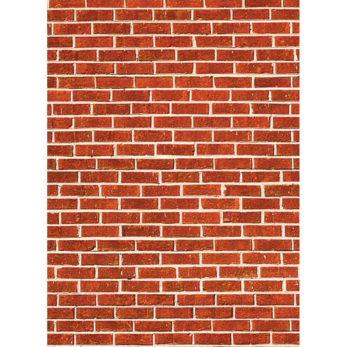 Savage Floor Drop 5 x 7' (Red Brick)