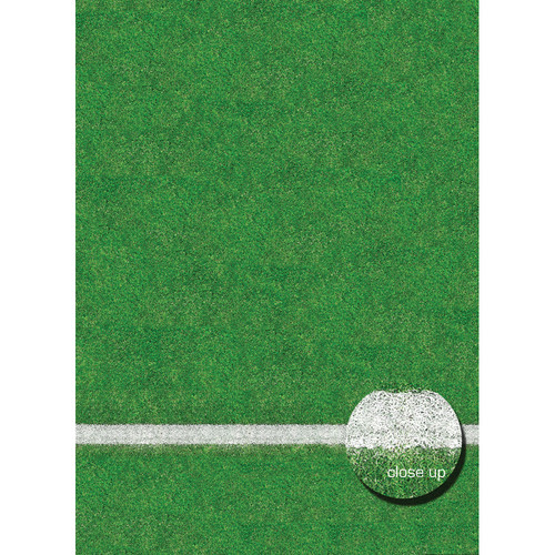 Savage Floor Drop 5 x 7' (Grass Sports Field)