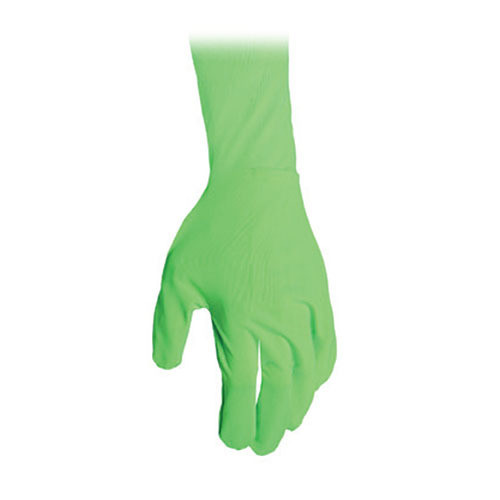 Savage Green Screen Gloves (One Size - Pair)