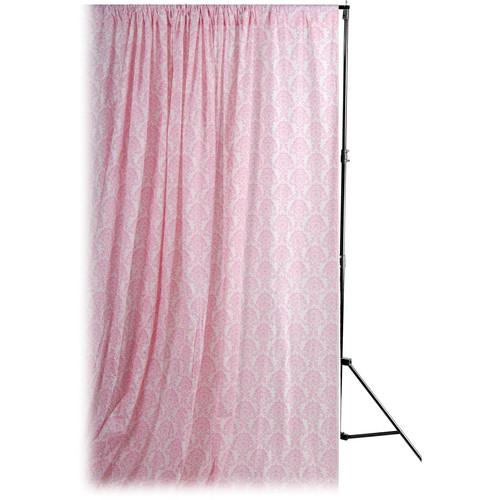 Savage Accent Retro Background (10 x 12', Pink)
