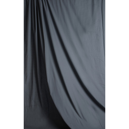 Savage Accent Solid Muslin Background (10 x 12', Gray)