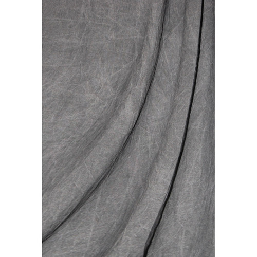 Savage Reversible Light Gray Washed Muslin Backdrop (10 x 24')