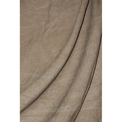 Savage Reversible Brown Washed Muslin Backdrop (10 x 12')