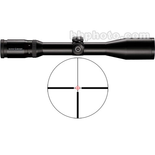Schmidt & Bender 3-12x42 Classic  Riflescope with Illuminated L9 Reticle