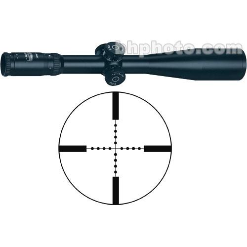 Schmidt & Bender 4-16x50 Police Marksman II Riflescope with P3 Reticle