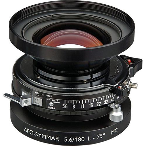 Schneider 180mm f/5.6 Apo-Symmar L Lens