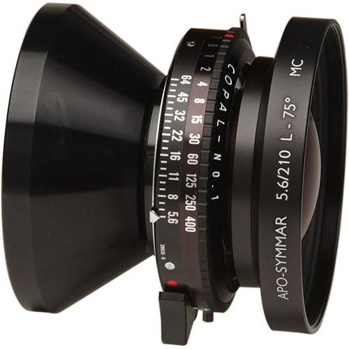 Schneider 210mm f/5.6 Apo-Symmar L Lens