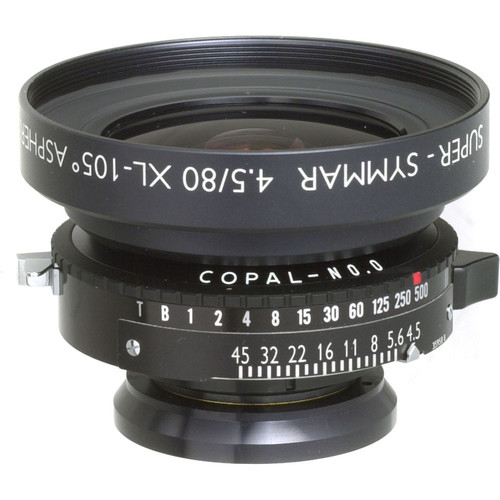 Schneider 80mm f/4.5 Super-Symmar XL Lens