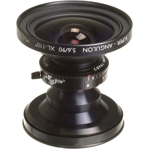Schneider 90mm f/5.6 Super-Angulon XL Lens