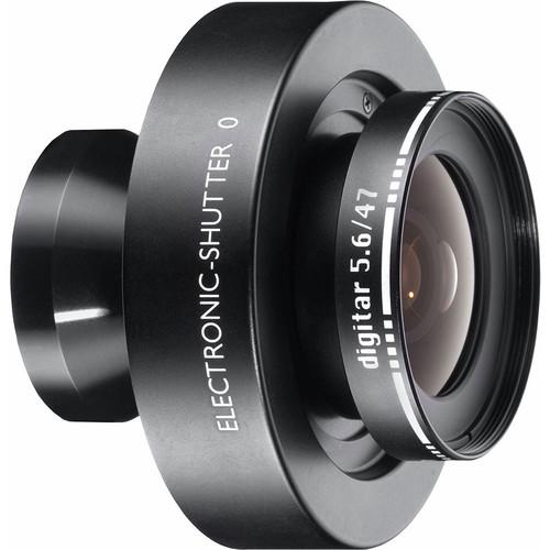Schneider 47mm f/5.6 Apo-Digitar XL Lens w/ Schneider Electronic Shutter