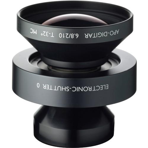 Schneider 210mm f/6.8 Apo Digitar T Lens w/ Schneider Electronic Shutter
