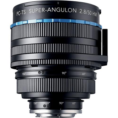 Schneider PC TS Super-Angulon 50mm f/2.8 Lens (For Nikon)