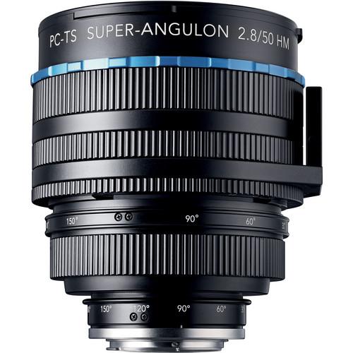 Schneider PC TS Super-Angulon 50mm f/2.8 Lens (For Sony Alpha)