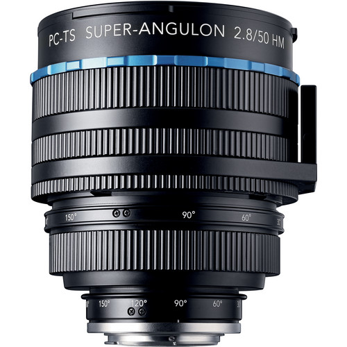Schneider PC TS Super-Angulon 50mm f/2.8 Lens (For Sony Alpha)