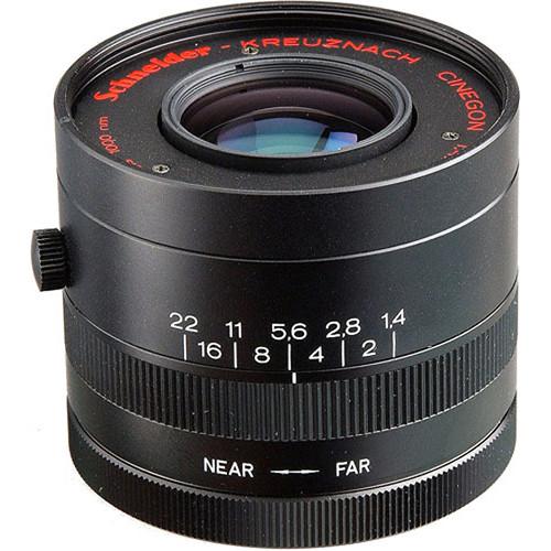 Schneider Cinegon 12mm f/1.4 C-Mount Lens for 2/3-Inch CCD