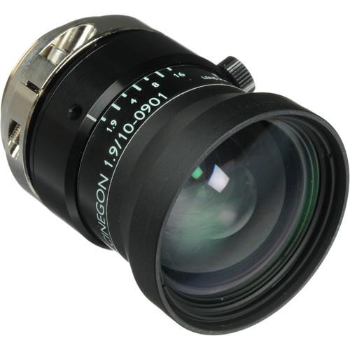 "Schneider 211001978 1"" 10mm f/1.9 C-Mount Cinegon Compact Lens"