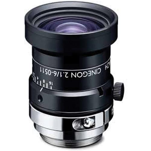 Schneider Megapixel Cinegon 2.1 Lens (6mm)