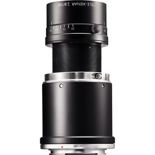 Schneider 21-1064881 Xenon-Emerald Lens (f2.8 / 100mm)