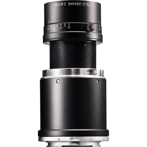 Schneider 21-1070400 Xenon-Emerald Canon Mount Lens (100mm / f2.8)