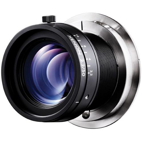 Schneider 21-1070507 Xenon Emerald Canon-Mount Lens (50mm, f/2.2)