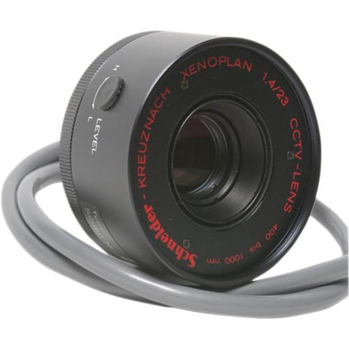 Schneider 22-010580 Xenoplan DC Control 1.4/23mm C-Mount Lens