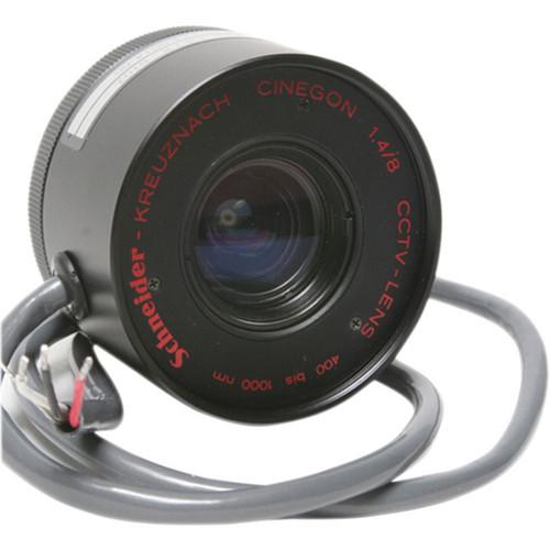 Schneider 22-012470 Cinegon 1.4/8mm Lens