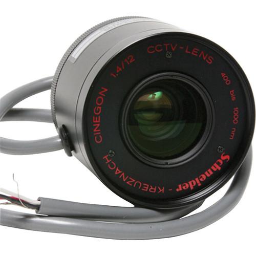 Schneider 22-028220 Cinegon 1.4/12mm Lens