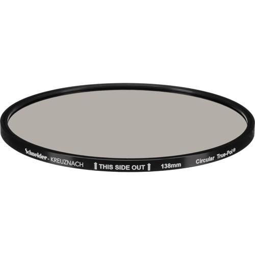 Schneider 138mm Circular True-Polarizing Water White Glass Filter