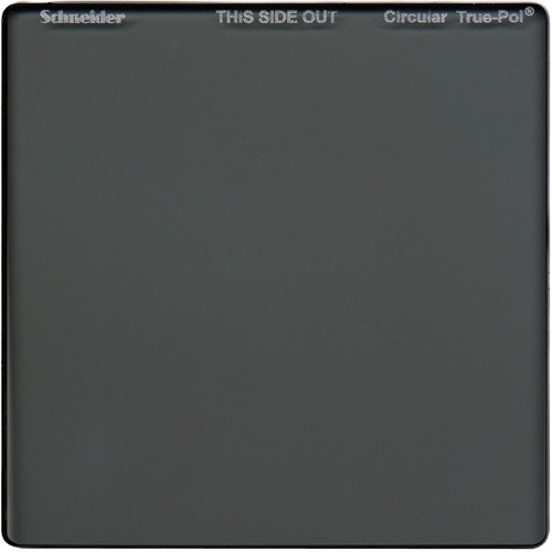 "Schneider Circular True-Polarizing Filter (4 x 4"")"