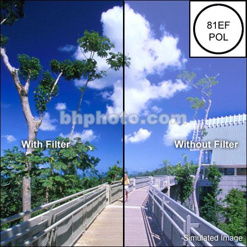 "Schneider 4x4"" Combination 81EF Color Conversion/Linear Polarizing Glass Filter"