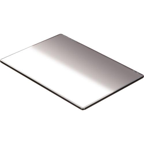 "Schneider 4 x 5.65"" MPTV Graduated Neutral Density 0.9 Filter (Hard Edge, Horizontal Orientation)"