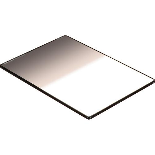 """Schneider 4x5.65"""" Graduated Neutral Density 0.9 Water-White Glass Filter"""