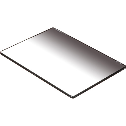 "Schneider 4 x 5.65"" MPTV Graduated Neutral Density 1.2 Filter (Soft Edge, Horizontal Orientation)"