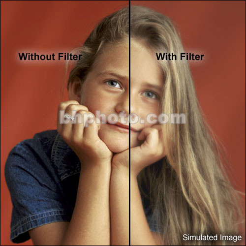 """Schneider 6.6x6.6"""" White Frost Water 1 White Glass Filter"""
