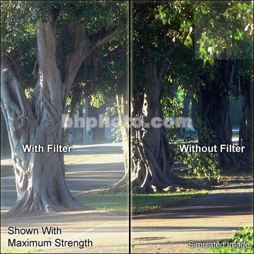 "Schneider 5.65x5.65"" Low Contrast 2000 2 Water White Glass Filter"